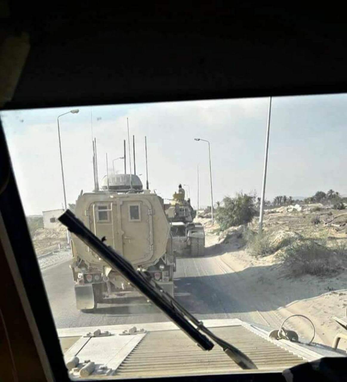 القبائل العربية: نتعاون مع القوات المسلحة في عملية سيناء 2018