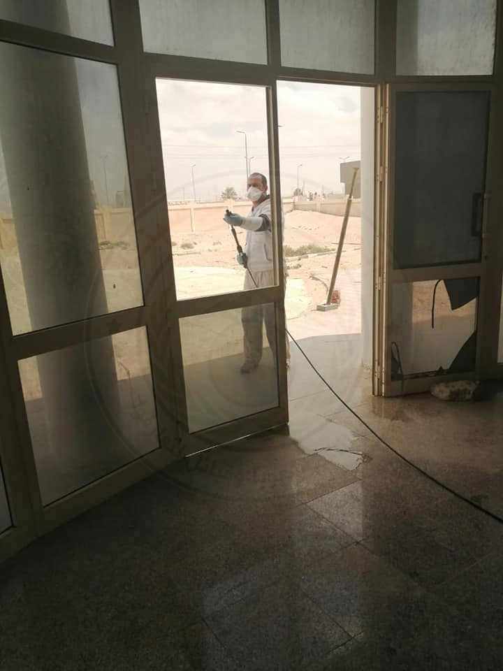 41870-تطهير-وتعقيم-المنشأت-الصحية-بشمال-سيناء-(7)