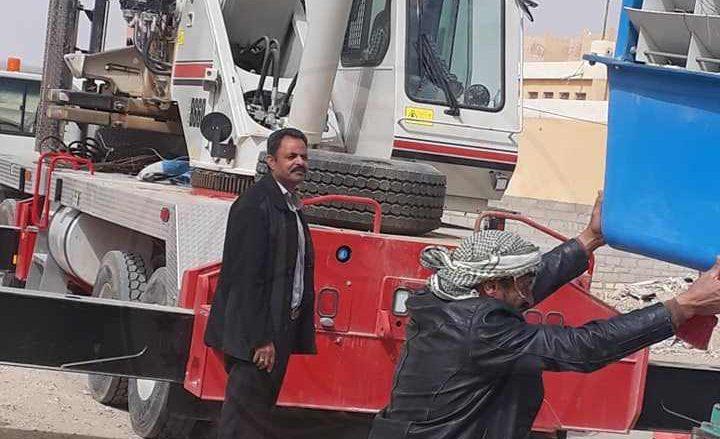 تسع مشروعات تنموية جديدة و25 وحدة سكنية بمركز نخل فى وسط سيناء