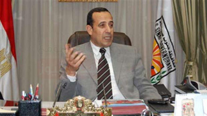 محافظ شمال سيناء: تسليم الوحدات السكنية لأهالي رفح نهاية العام