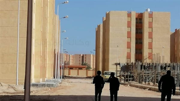 خلال 8 سنوات.. مشروعات إسكان بشمال سيناء بـ 726 مليون جنيه