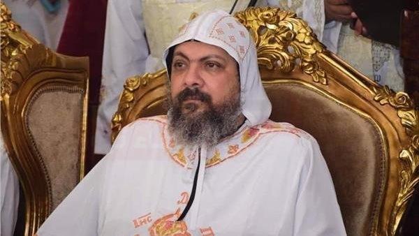 الكنيسة المصرية تحيي ذكرى رحيل الأنبا مكاري أسقف سيناء