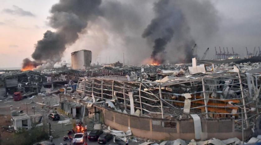 ردود فعل واسعة لقرار استجواب دياب وقيادات سياسية وأمنية وعسكرية في انفجار ميناء بيروت