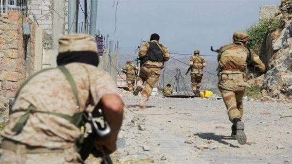 الجيش اليمني يُسقِط عشرات القتلى في صفوف الحوثي شمالي الجوف