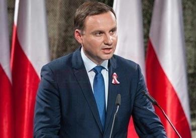 الرئيس البولندي يوقع قانونا إداريا تنتقده إسرائيل