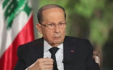عون يطالب بالحفاظ على الوحدة الوطنية في لبنان