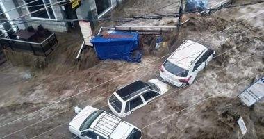 الفيضانات تدمر أكثر من 9700 منزل و45 مبنى غربى الهند