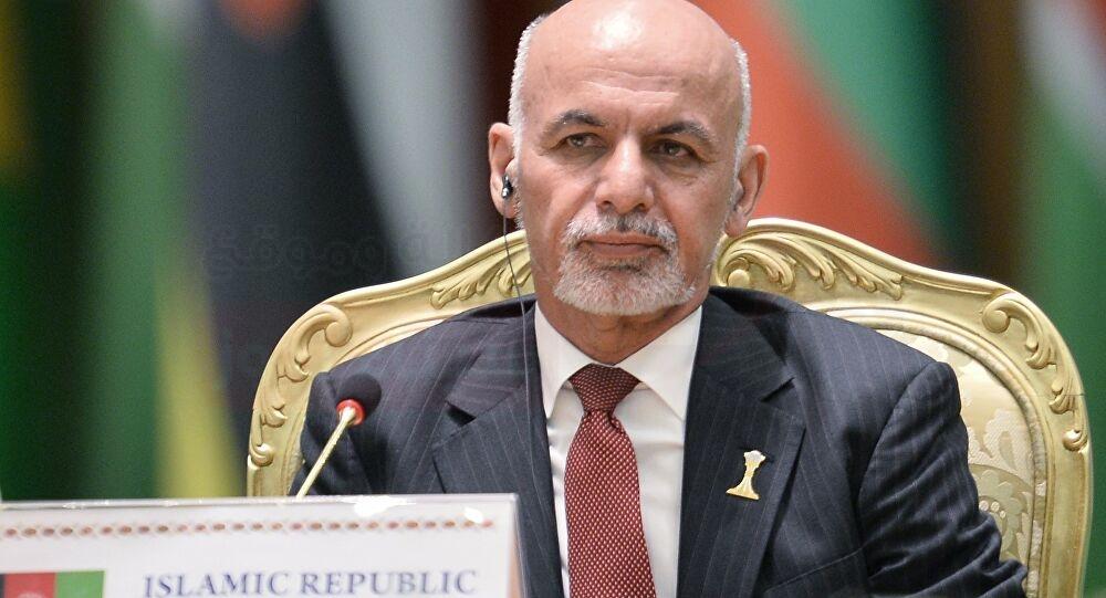 الرئيس الأفغاني يطالب بمساعدة دولية مع اقتراب طالبان من كابول