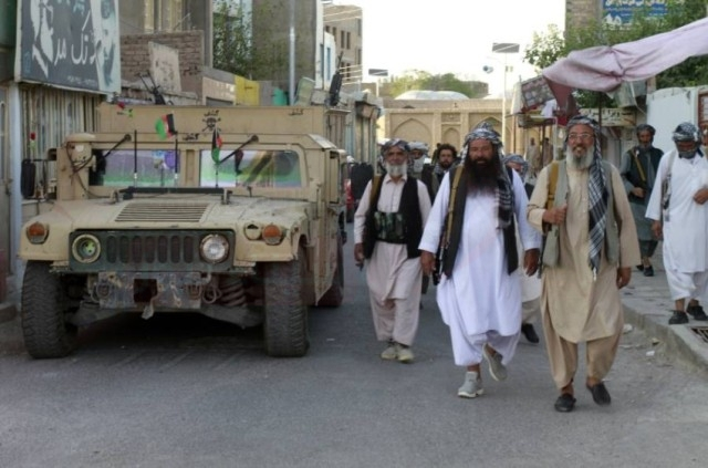 واشنطن بوست: مخاوف أمريكية من سقوط كابول في أيدي طالبان