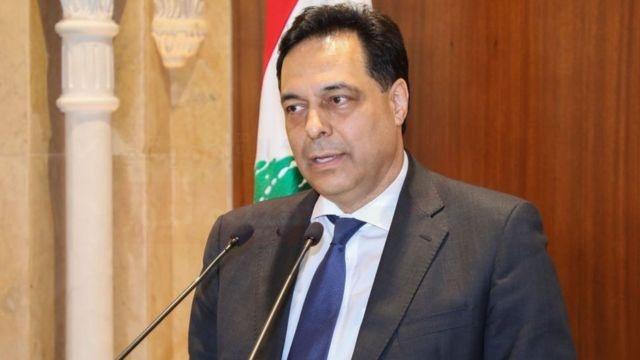 دياب: قرار حاكم مصرف لبنان رفع الدعم عن المحروقات مخالف للقانون
