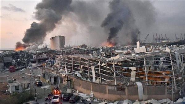 محلل أمريكي: لا تزال هناك فرصة لاستخلاص العبر من كارثة مرفأ بيروت