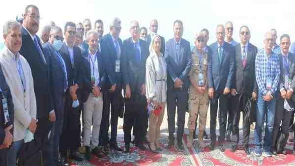 نائب محافظ جنوب سيناء تشهد المناورة البحرية المتكاملة مصر المحروسة 16