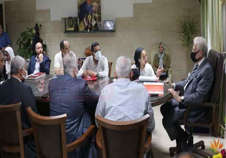 محافظ جنوب سيناء: إجراءات قانونية ضد المتقاعسين عن سداد أقساط الوحدات السكنية