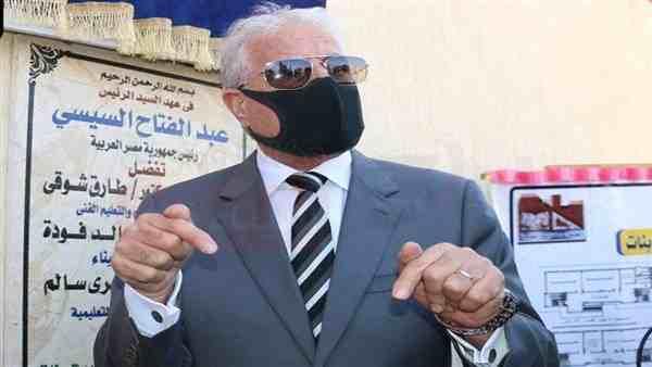 محافظة جنوب سيناء تتكفل بسداد مصروفات الدراسة لغير القادرين