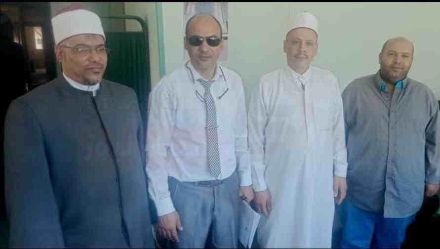 أوقاف شمال سيناء توافق على استخدام المساجد لتعريف المواطنين بأماكن لقاح كورونا