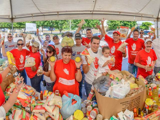 Food Bank in Culiacan