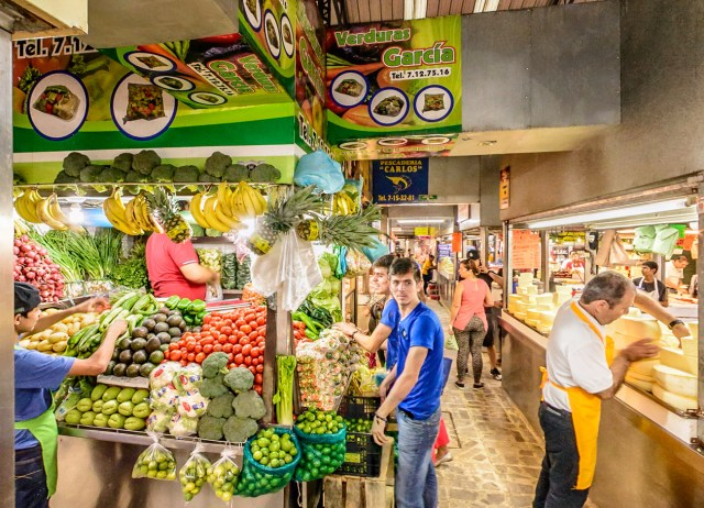 Mercado Garmendia