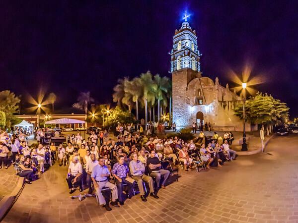 Parroquia de la Inmaculada Concepción en el pueblo mágico de Mocorito