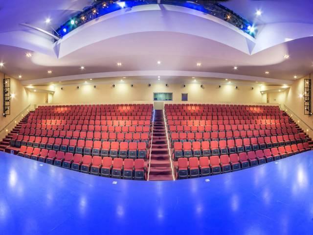 Universidad de Occidente auditorio