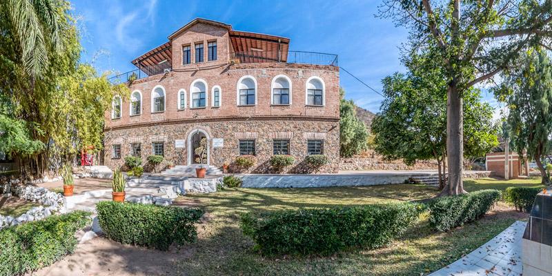 Casa de la Cultura Conrado Espinoza