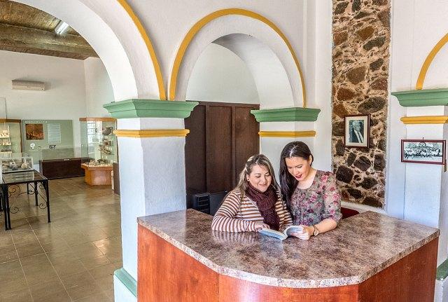 House of the culture Conrado Espinoza