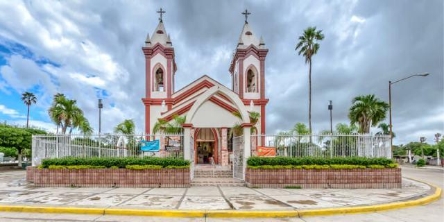 Parroquia del Sagrado Corazon de Jesus in ElDorado, Sinaloa