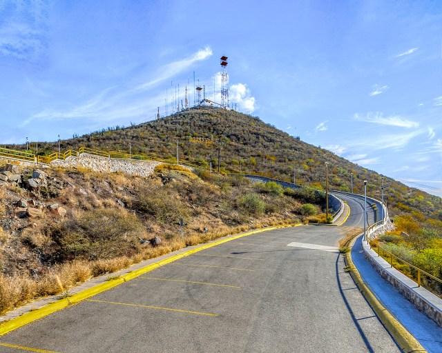 """""""Cerro de La Memoria"""" in Los Mochis"""
