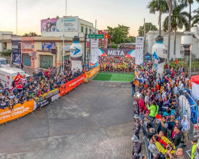 Maratón Internacional de Culiacán