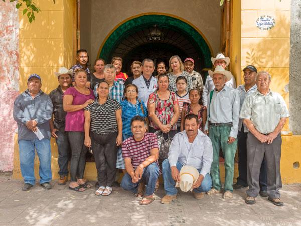 Casa de la Prfa. Eduwiges Vega Padilla