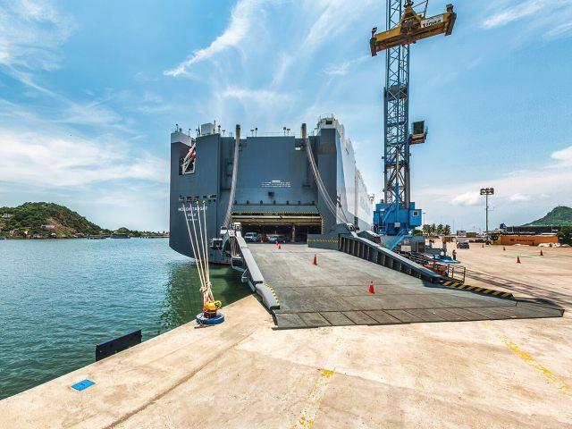 Administración Portuaria Integral de Mazatlám
