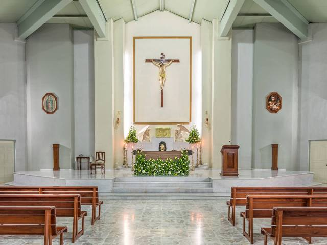 Casa de Retiros El Buen Pastor