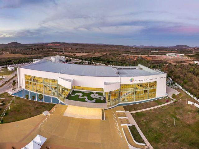 Centro Internacional de Convenciones de Mazatlán