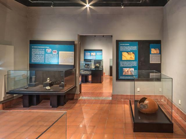 Museo de Arqueología de Mazatlan. Fotografía: Miguel Angel Victoria