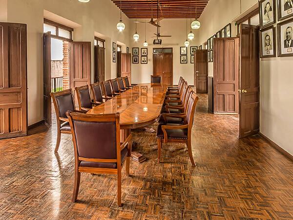 Salón de Cabildos El Fuerte