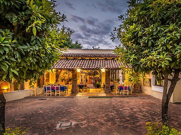 Restaurante Hotel Quinta Minera