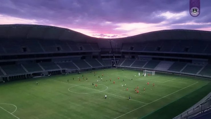 Mazatlán FC debut