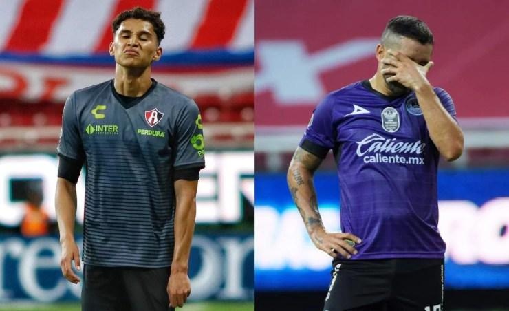 COVID-19 jugadores Mazatlan FC