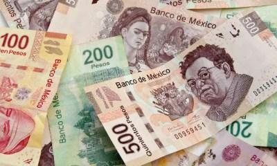 Dinero peso México