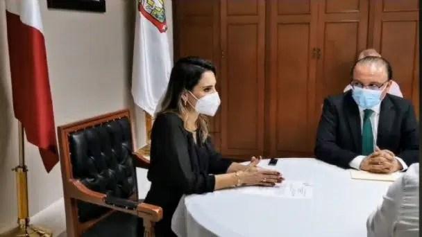 Alcaldesa de Salvador Alvarado