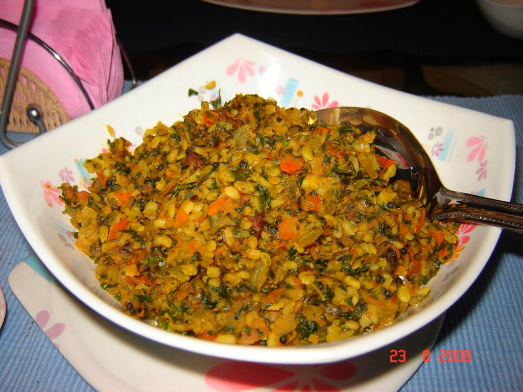 methi moong