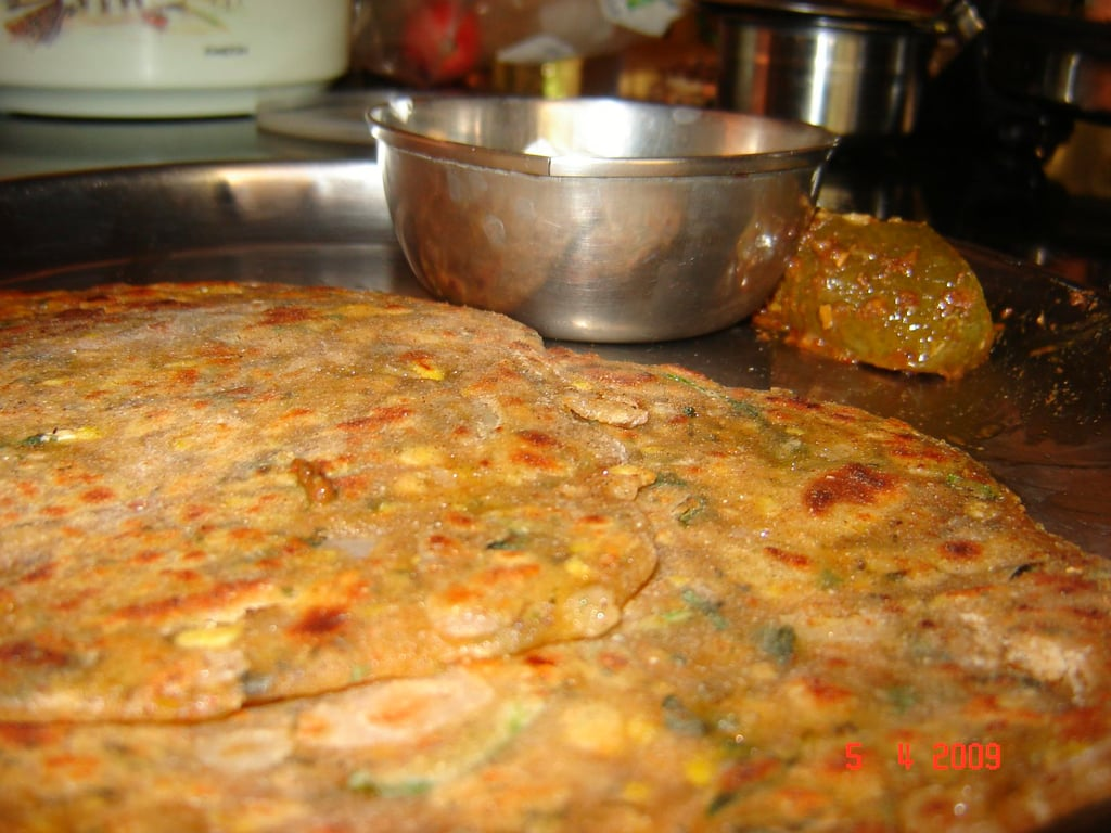 Nutrition Packed Paranthas