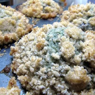 Blueberry Strudel Muffins