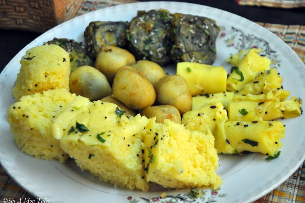 A hearty gujarati meal dal recipe meeting blogging friends save forumfinder Images