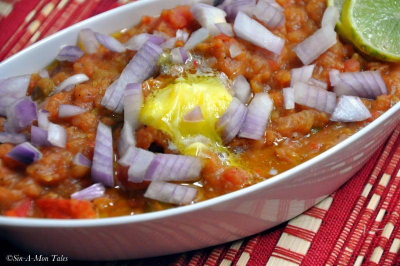 homemade pav bhaji masala