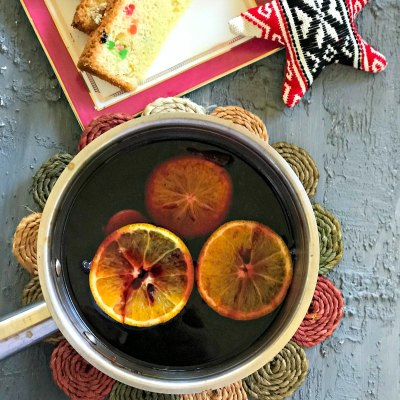 Merry Xmas and Mulled Wine Recipe