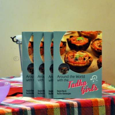 Book Review : Around the World with Tadka Girls