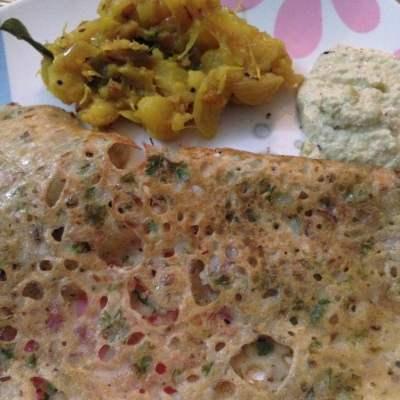 Quick Cooking : Sunita's Rawa Dosa
