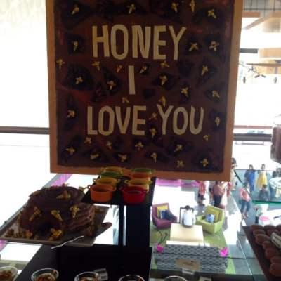 Honey I Love You at Aloft Bangalore