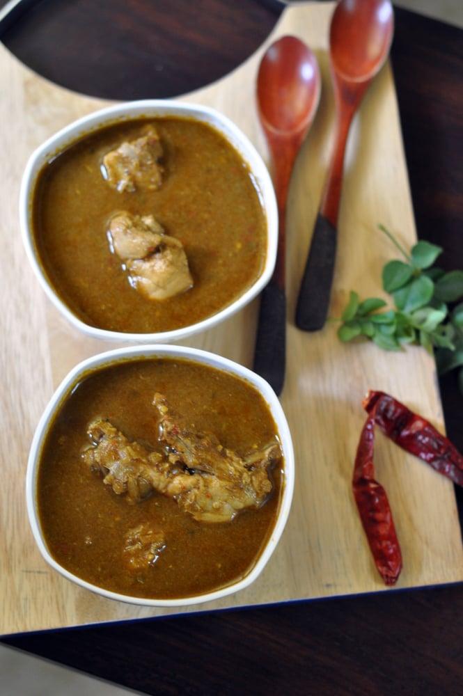 Chicken Saaru