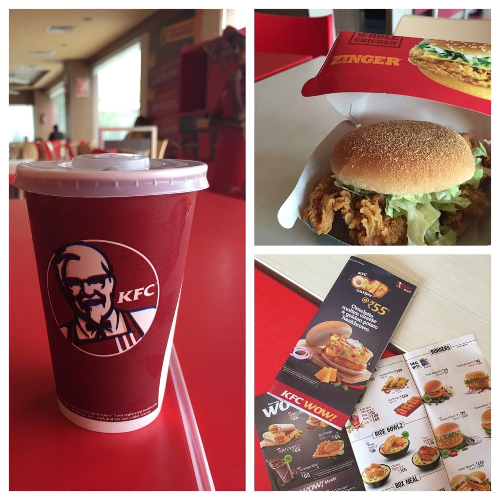 KFC Kitchen Tours